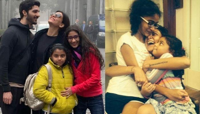 Sushmita Sen's Beau, Rohman Shawl Captures The Beautiful Moments Of Dancing With Her Daughters