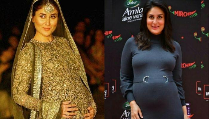 Kareena Kapoor's 2016 Vs 2020 Pregnancy Photo Collage With Her Baby Bump, Proves She Hasn't Changed