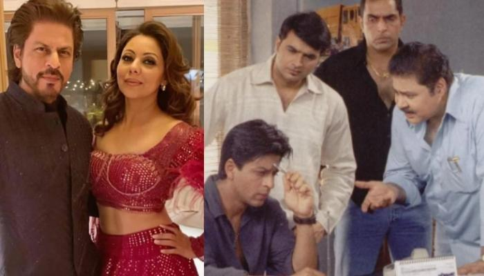 Shah Rukh Khan Asked 'Chalte Chalte' Co-Star, Satish Shah To Not Tell Gauri Khan About Extra Payment
