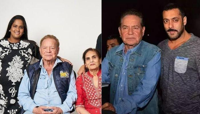 Arpita Khan Sharma Shares A Throwback Picture Of Her Father And Brother, Salim Khan With Salman Khan