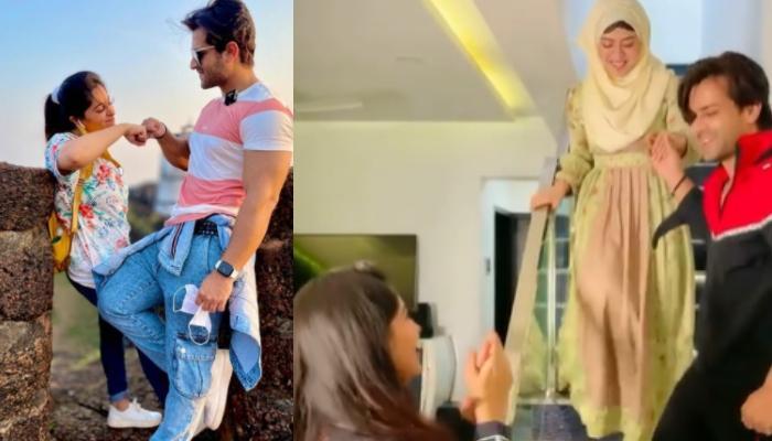 Shoaib Ibrahim And Dipika Kakar Dance For Birthday Girl, Saba, He Shares Glimpses Of Celebration