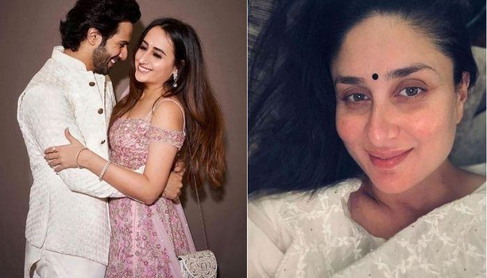 Varun Dhawan Reacts To Kareena Kapoor Confirming His Engagement With Girlfriend, Natasha Dalal