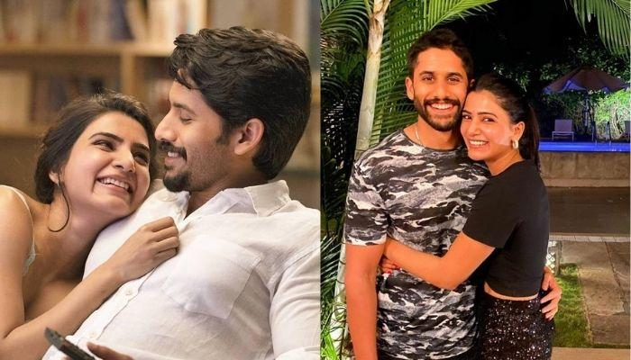 Samantha Akkineni's Latest Picture With Hubby, Naga Chaitanya And Their Pooch Is Too Cute For Words