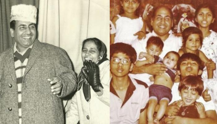 When Mohammed Rafi's Wife, Bilquis Rafi Revealed The Only Thing Their Children Disliked About Him