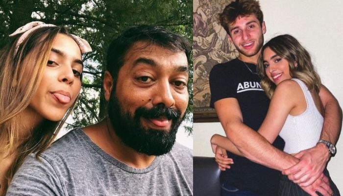 Anurag Kashyap's Daughter, Aaliyah Kashyap Shares Cute Lip-Lock Photo With Her Beau, Shane Gregoire