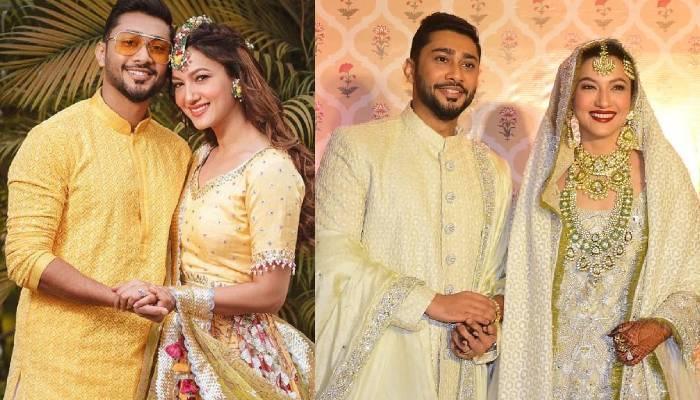 Gauahar Khan and Zaid Darbar Wedding   गौहर खान व जैद दरबार की शादी की तस्वीरें व वीडियोज