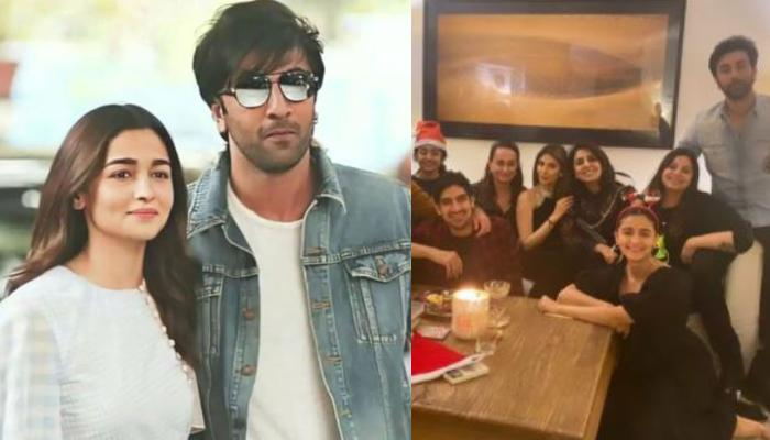 Ranbir Kapoor And Alia Bhatt Celebrated Christmas With Their Entire Clan, Pictures Inside
