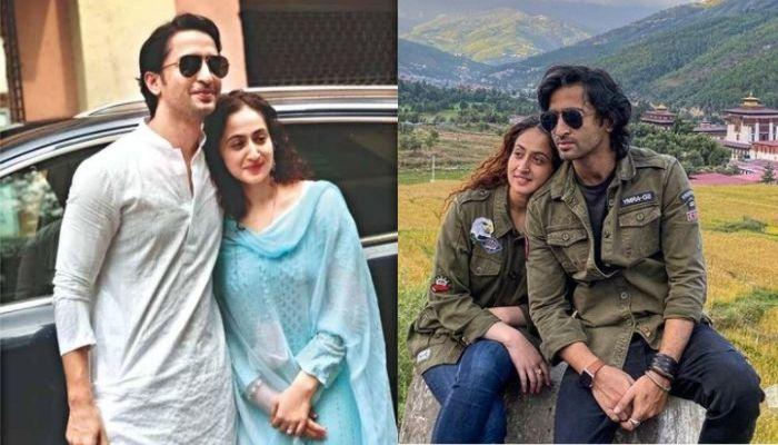 Shaheer Sheikh And Ruchikaa Kapoor Go On A Snow-filled Mini-Honeymoon, Share Glimpses