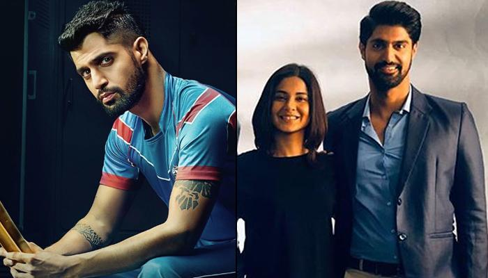 Tanuj Virwani Of 'Inside Edge' Fame Reacts To His Rumours Of Dating 'Code M' Co-Star Jennifer Winget