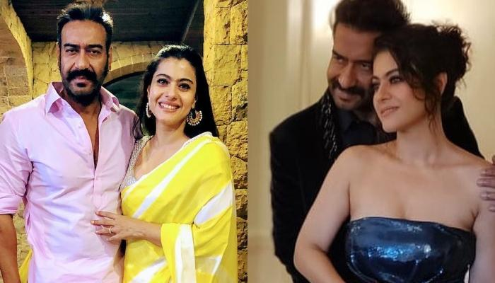 Ajay Devgn Shares A Beautiful Year-End Picture With Kajol, Pens An Adorable Note With It