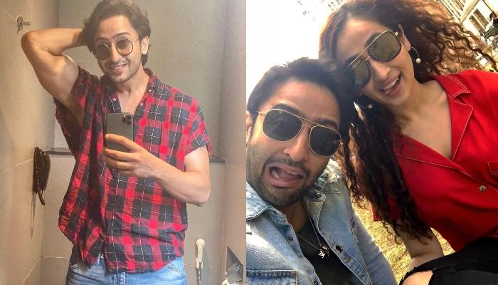 Shaheer Sheikh Shares A Twinning Picture With His Wife, Ruchikaa From Their Mini-Honeymoon