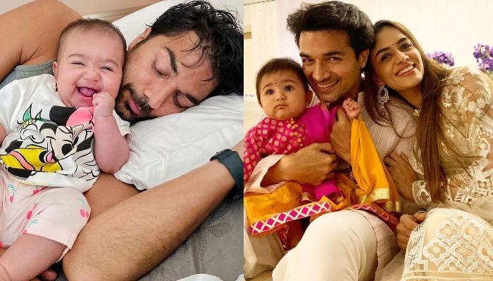 Gautam Gupta Shares A Glimpse Of His Daughter, Anayka's First Vacation To Dubai