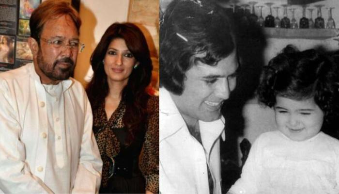 When Twinkle Khanna Revealed Rajesh Khanna Predicted Her Destiny Of Becoming A Writer Long Time Ago
