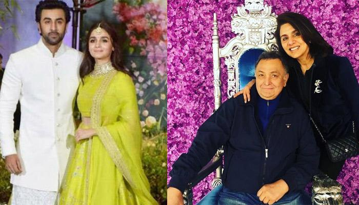 Ranbir Kapoor-Alia Bhatt's Wedding Preparation Begins, Neetu-Rishi Speed Up The Work At KrishnaRaj