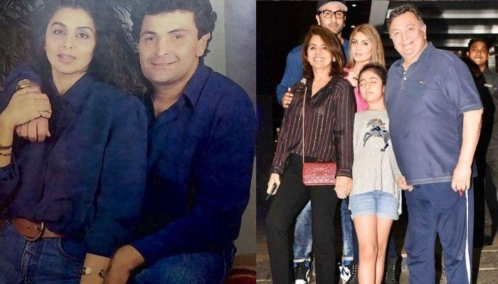 Neetu Kapoor Remembers Rishi Kapoor, Shares An Array Of Pictures With Their Kids Ranbir And Riddhima