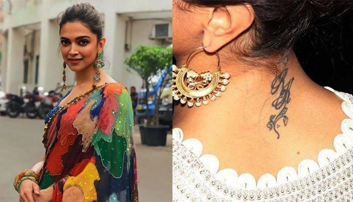 Deepika Padukone Has Removed Her Permanent 'RK' Tattoo After Her Wedding With Ranveer Singh