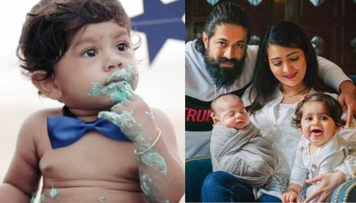 K.G.F. Star, Yash's Wife, Radhika Pandit Shares A Video Of Son Yatharav's First Birthday Celebration