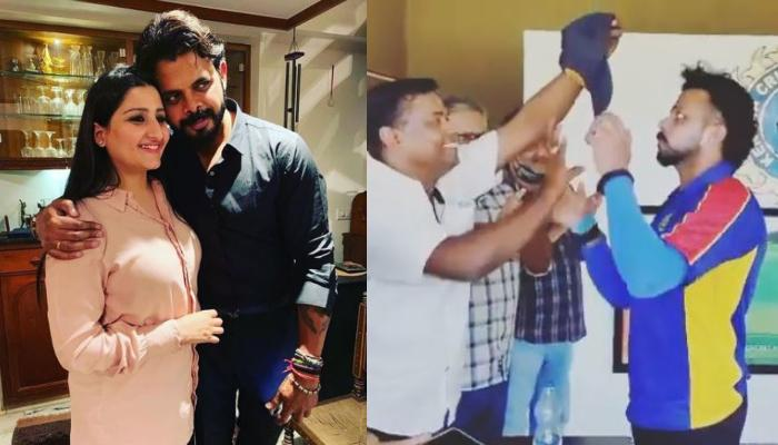 Sreesanth Included In Kerala Team For Syed Mushtaq Ali Tournament, His Wife Shares Emotional Video