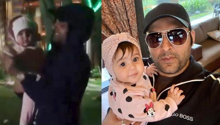 Kapil Sharma Dances With His 'Laado', Anayra Sharma, Little One Steals Our Hearts With Her Cuteness