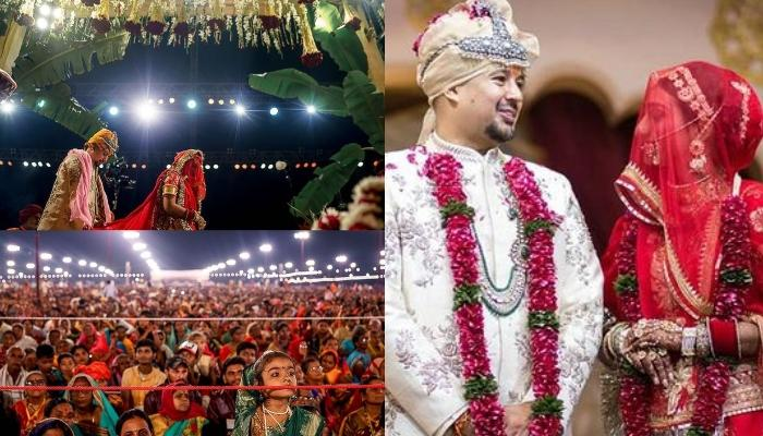 Mohena Kumari Singh And Suyesh Rawat's Wedding Pictures Document Love For Them From 1.5 Lakh Guests
