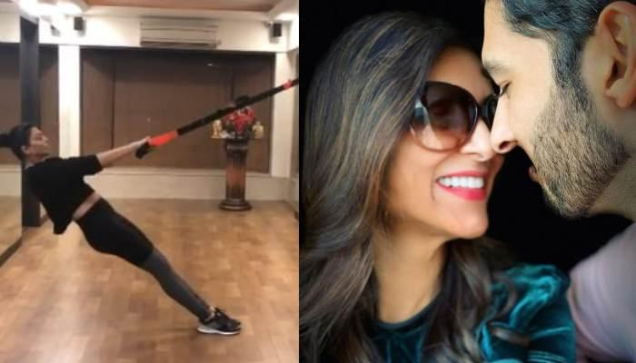 Rohman Shawl's Comment On Ladylove, Sushmita Sen's Workout Video Is Winning Hearts