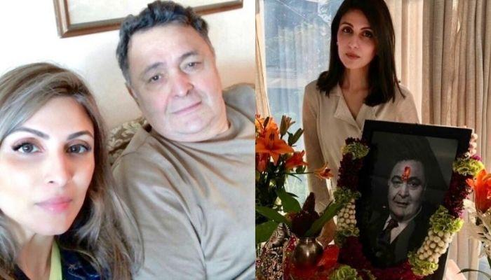 Riddhima Kapoor Sahni Remembers Her Late Father, Rishi Kapoor On The Last Day Of The Year 2020