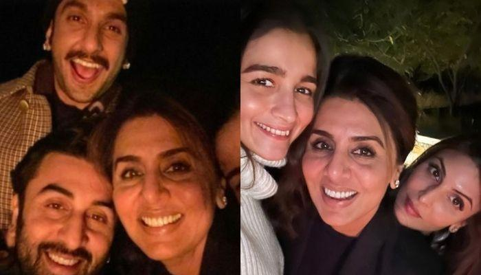 Inside Pictures Of Ranbir Kapoor, Alia Bhatt And Their Families' Forest Life Trip To Ranthambore