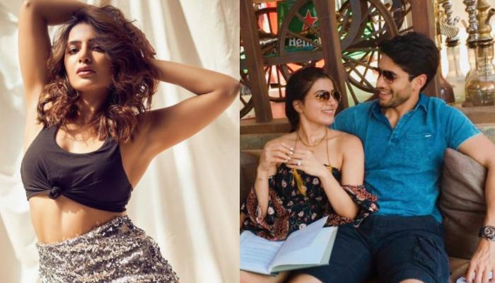 Samantha Akkineni Posts Sizzling Photos In Co-ord Set With Hubby, Naga Chaitanya From Their Goa Trip
