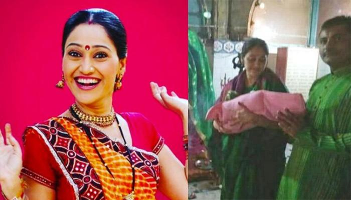 Disha Vakani Of 'Taarak Mehta...' And Her Daughter, Stuti Steal The Show At A Family Function