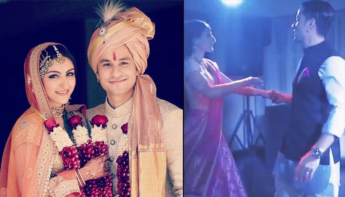 Soha Ali Khan And Kunal Kemmu Share Their Wedding And 'First Dance' Videos On Their 5th Anniversary