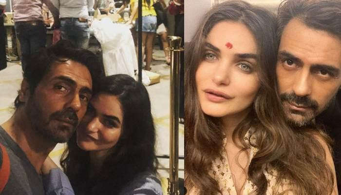 Arjun Rampal Shares A 'Clown' Picture Of GF, Gabriella Demetriades With An Unmissable Caption