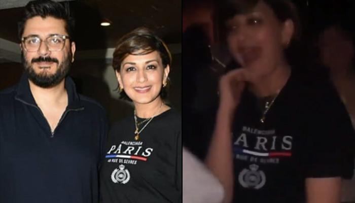 Sonali Bendre Dancing On 'Is Deewane Ladke Ko' On Goldie Behl's Birthday Bash Is Pure Nostalgia