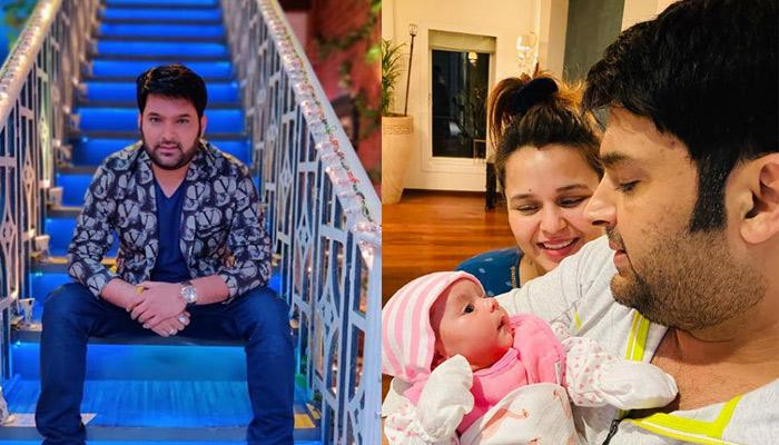 Kapil Sharma Gives A Glimpse Of The 'Fun Shopping' For His Newborn Daughter, Anayra Sharma In Dubai
