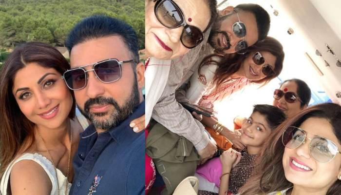 Shilpa Shetty Kundra And Raj Kundra's Visit To Shirdi To Seek Blessings Is All About Family Bonding
