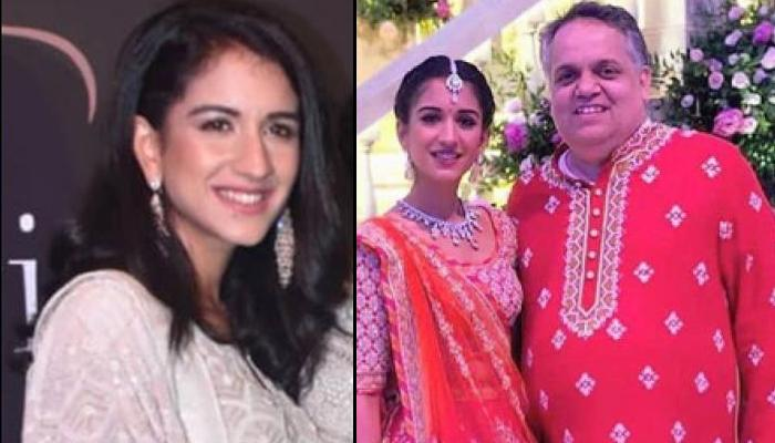 Radhika Merchant Slays Chikankari Lehenga By Abu Jani Sandeep Khosla And It's Worth A Million Hearts