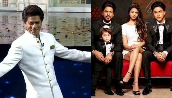 Shah Rukh Khan's Statement On Kids, Aryan, Suhana, AbRam's Religion Proves His 'Dil' Is 'Hindustani'