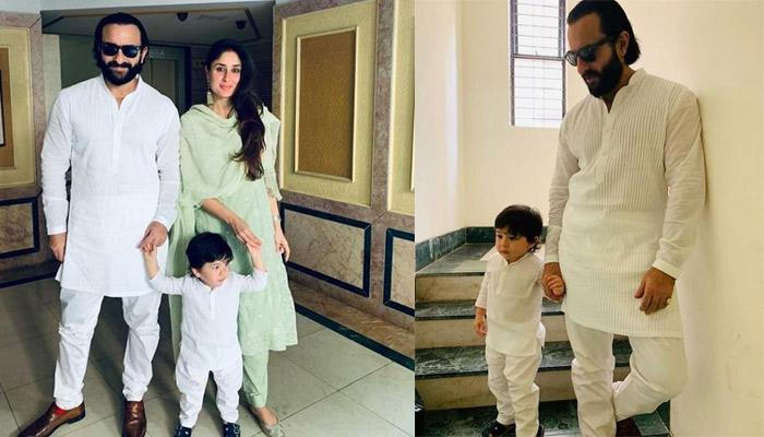 Saif Ali Khan Talks About Increasing The Security Of His Son, Taimur Ali Khan For This Reason