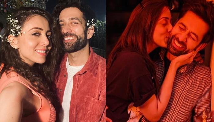 Nakuul Mehta's Wife, Jankee Parekh Shares A Childhood Picture With Hubby On Their 8th Anniversary