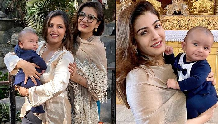 Raveena Tandon's Precious Gift For Grandson Rudra Is All About Nani Love For Him To Cherish Lifelong
