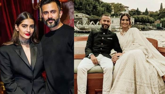 Sonam Kapoor Shares An 'Off The Camera' Picture With Husband, Anand Ahuja, His Comment Is Unmissable