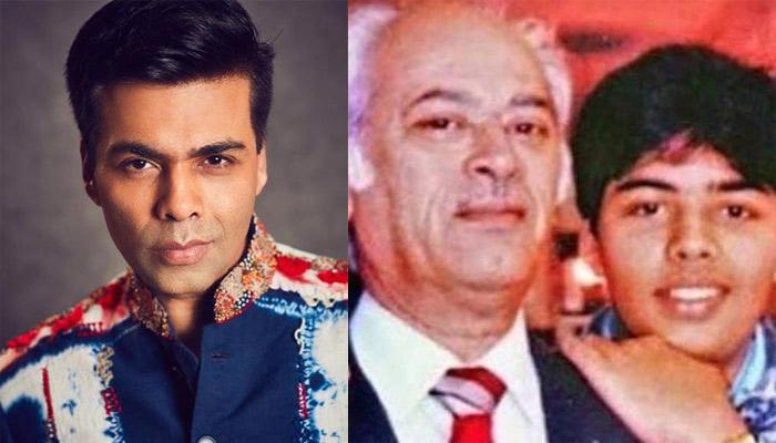 Karan Johar Fulfills His Late Father, Yash Johar's Dream By Winning The Prestigious Padma Shri Award