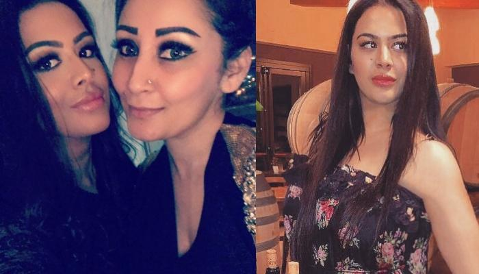 Trishala Dutt Posts A Gorgeous Picture, Step-Mom, Maanyata Dutt Showers Her With A Compliment