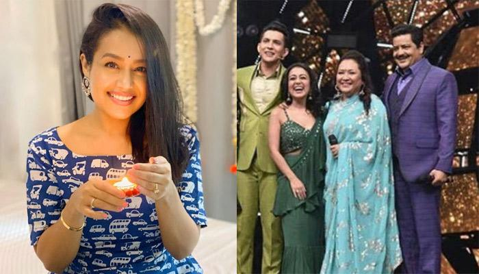 Neha Kakkar Gets 'Shagun Ki Chunni' On Behalf Of Aditya Narayan And Family Ahead Of Rumoured Wedding