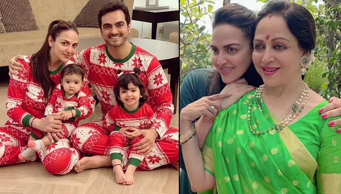 Esha Deol Addresses Postpartum Depression Post Miraya's Birth, Shares How Mom Hema Malini Noticed It