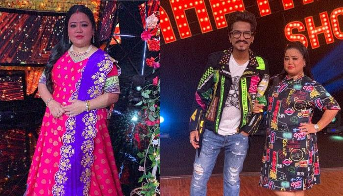 Bharti Singh Wishes Hubby, Haarsh Limbachiyaa On His Birthday With An Array Of Throwback Pictures