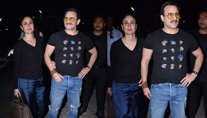 Saif Ali Khan Asking Friend 'Where Is My Wife' While Looking For Kareena Proves He Is The Best Hubby