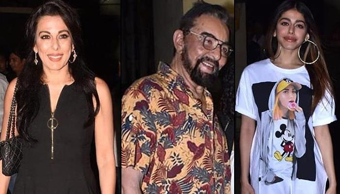 Pooja Bedi's 'Generations In A Frame' Photo With Kabir Bedi, Alaya Furniturewalla Is Sight To Behold