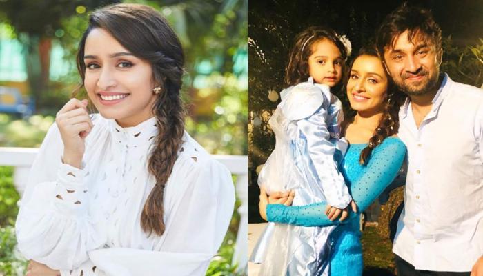 'Baaghi 3' Actress, Shraddha Kapoor Looks Captivating As 'Elsa' On Little Sister, Vedika's Birthday