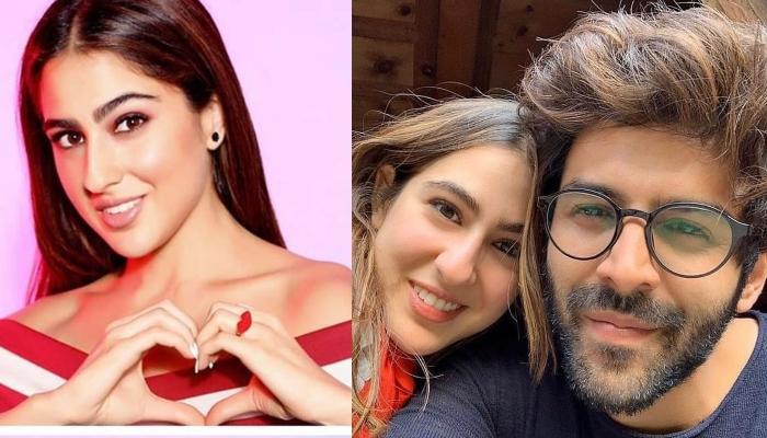 Sara Ali Khan Finally Opens Up On Her Relationship Status With 'Crush' Kartik Aaryan