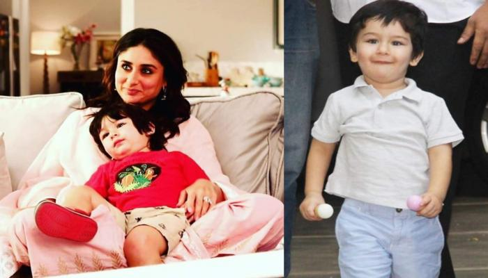 Kareena Kapoor Khan Reveals What Kind Of A Boy Her Little Munchkin, Taimur Ali Khan Is Going To Be